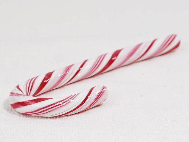 Candy Cane, Christmas, Red, Sweet, Sugar, Delicious