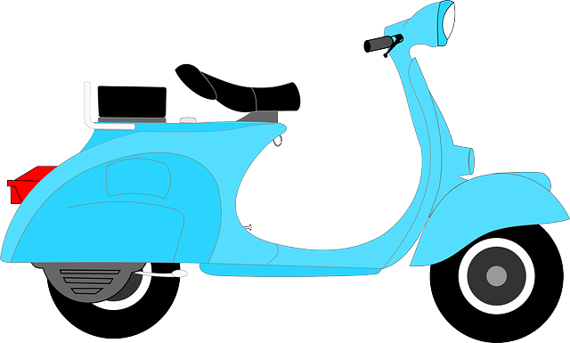 Scooter, Transportation, Driving, Delivery, Transport