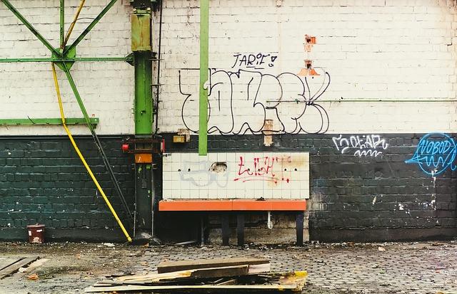 Demolition, Tear Off, Site, Ruin, Building, Destruction