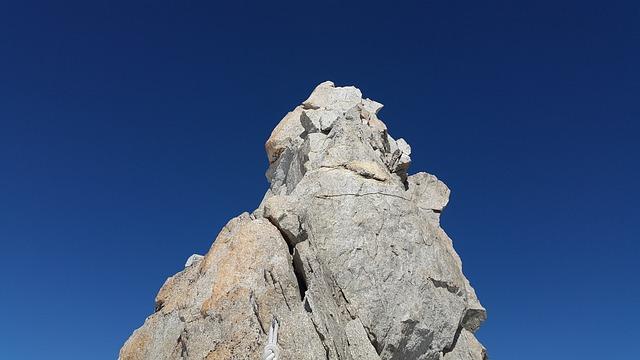 Dent Du Géant, Granite, Aiguille Du Géant, Chamonix