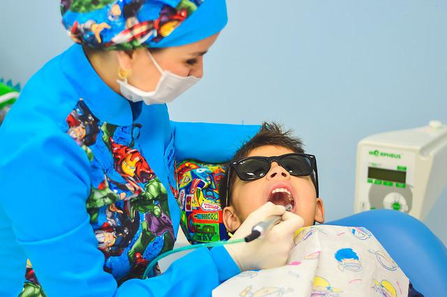 Dentist, Child, Dental Care