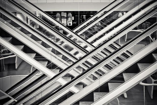Department Store, Building, Architecture