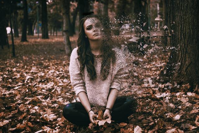 Sadness, Depressed, Woman, Girl, Alone, Depression