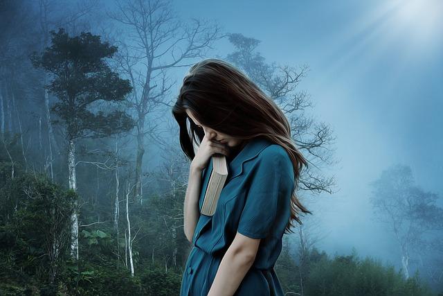 Girl, Sadness, Loneliness, Sad, Depression, Alone
