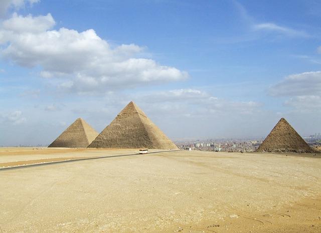 Egypt, Pyramids, Pharaonic, Desert, Egyptians, Nile