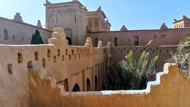 Desert, Sahara, Morocco, Kasbah Amridil, Travel