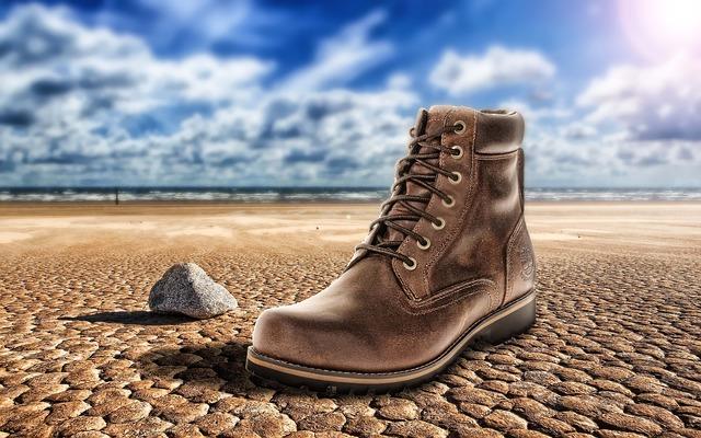 Shoes, Desert, Only, Stranger, Passenger, Sky, Blue