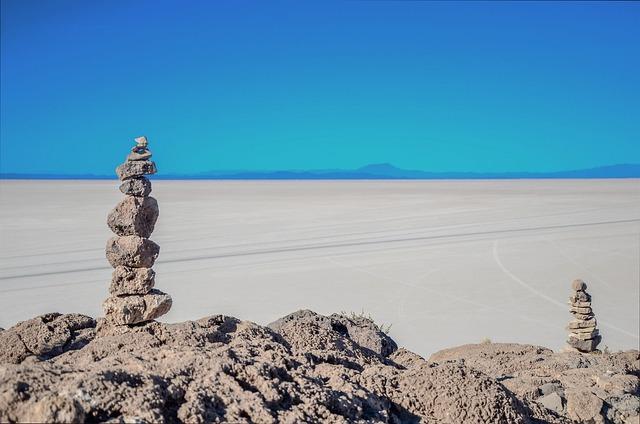 Desert, Salar, Uyuni, Bolivia, Trip, Backpacker