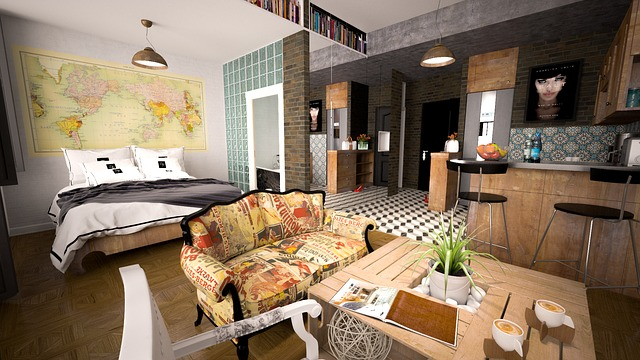 House, Design, Elegant, Architecture, Home, Wall