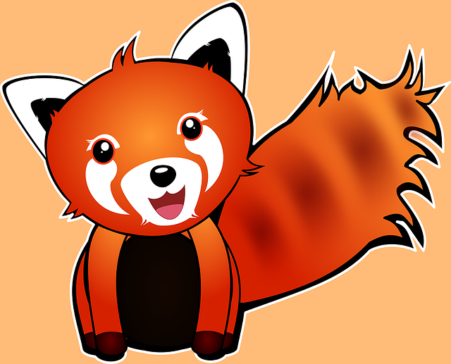 Clipart, Fox, Drawing, Design, Artwork, Animal