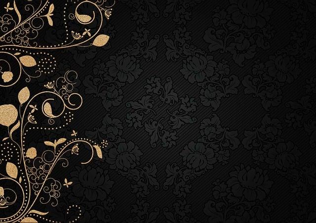 Art, Design, Damask, Background, Oriental, Pattern