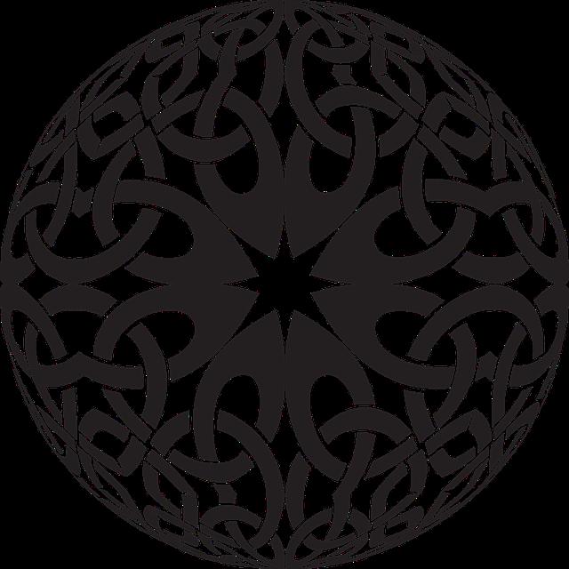 Celtic, Knot, Design, Decorative, Ornamental