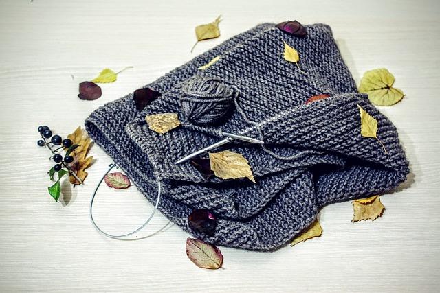 Autumn, Knitting, Clothing, Textile, Wool, Design