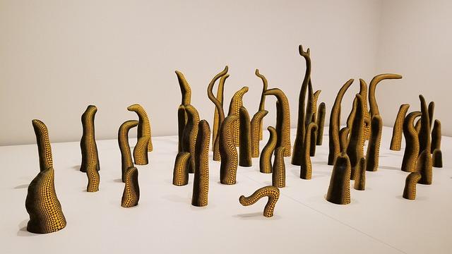 Art, Museum, Exhibition, Exhibit, Design, Modern