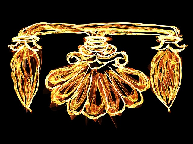 Design Element, Fire, Flames, Abstract, Design, Emblem