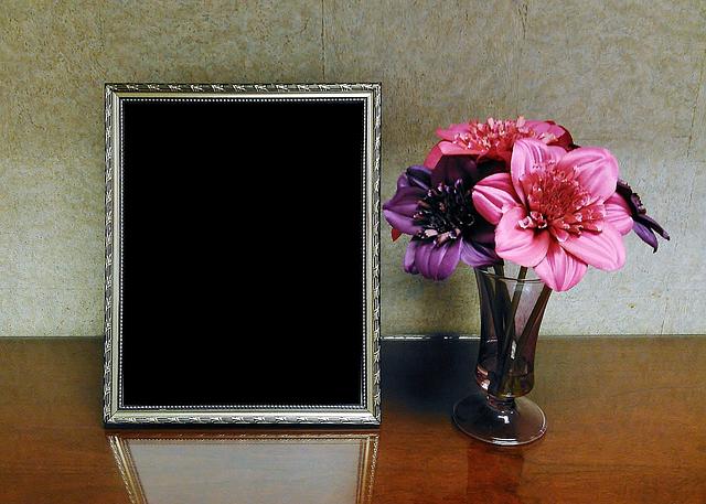 Picture Frame, Mockup, Design, Picture, Frame, Blank