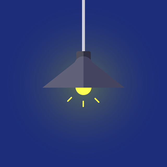 Lamp, Light, Pear, Light Bulb, Hell, Design, Home