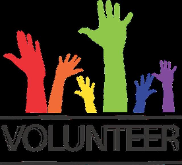 Volunteer, Poster, Illustrator, Design, Community