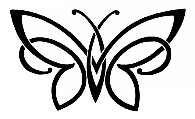 Butterfly, Ornament, Insect, Design, Nature, Pattern