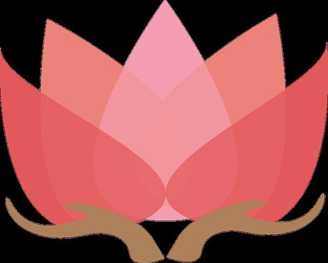 Lotus With Hands, Lotus, Design, Hand, Zen, Spiritual