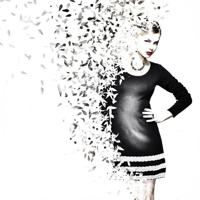 Model, Figurine, Design, Garment, Illustration, Women