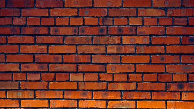 Brick, Wall, Pattern, Cube, Stone, Desktop
