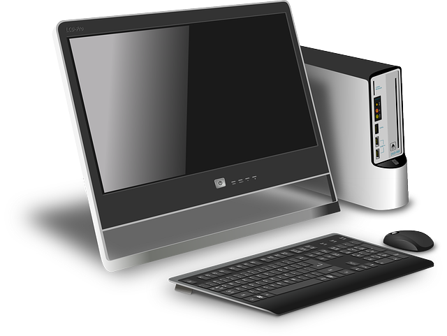 Computer, Desktop, Modern, Device, Hardware, Keyboard