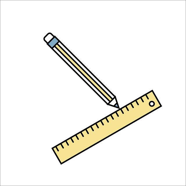 Rule, Pencil, Office, School, Drawing, Desktop, Design