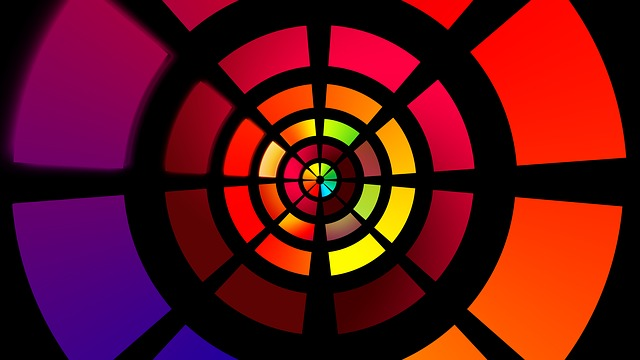 Center, Middle, Ring, District, Colorful, Desktop