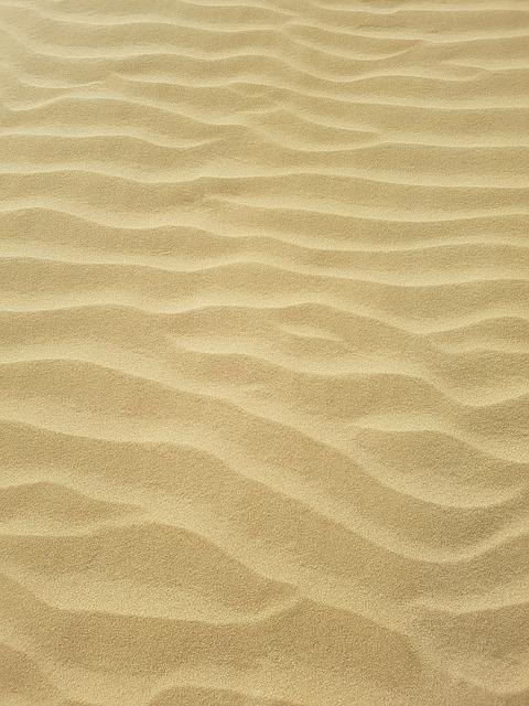 Pattern, Sand, Abstract, Desktop, Crinkled, Desert