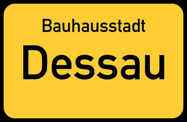 Dessau, Saxony-anhalt, Dessau-roßlau, Bauhaus