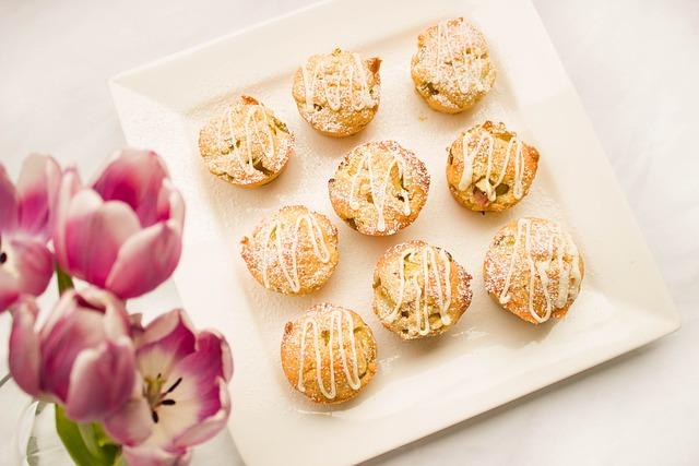 Muffins, Bake, Cake, Benefit From, Dessert, Pastry Art