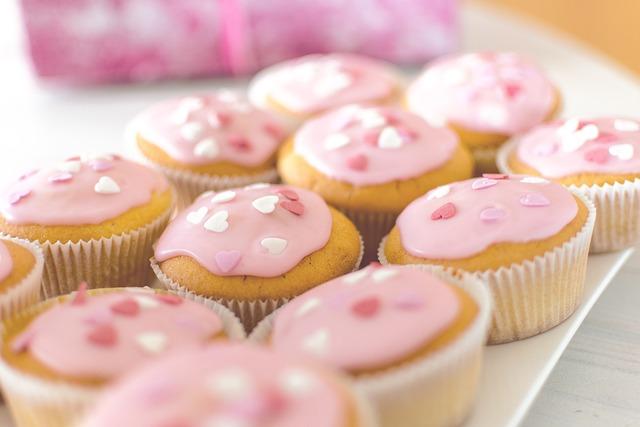Cake, Dessert, Sugar, Muffin, Cupcake, Candy, Streusel