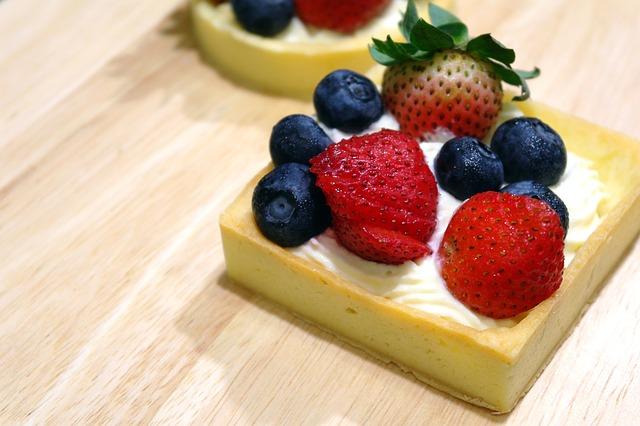 Bakery, Fruit Tart, Homemade, Berry, Bake, Dessert