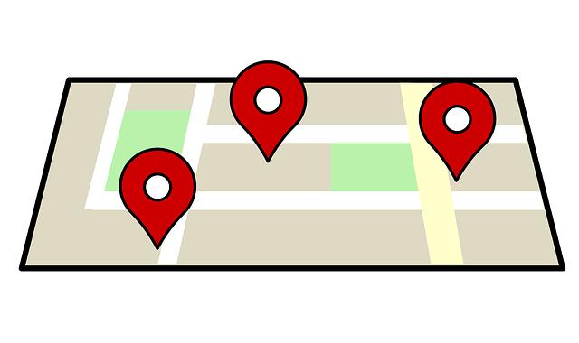 Map, Location, Navigation, Symbol, Destination