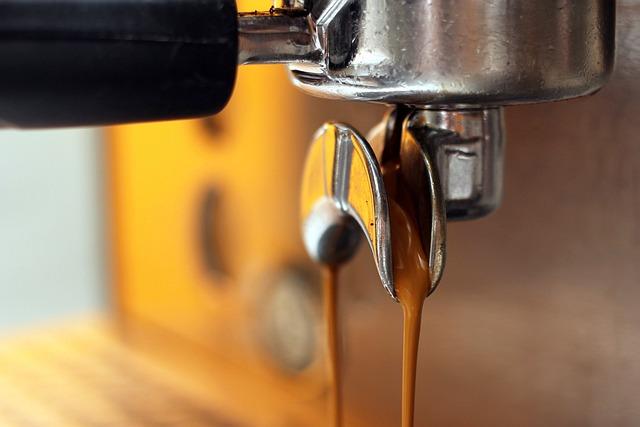 Espresso, Barista, Cappuccino, Cafe, Bar, Detail