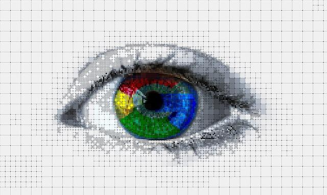 Eye, Google, Detail, Macro, Face, Structure, Internet