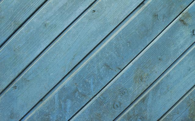 Background, Texture, Detail, Wood, Blue, Wall