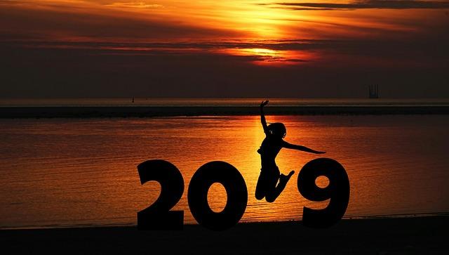 New Year, 2019, Lifestyle, Determination