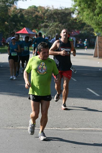 Sock, Marathon, Effort, Determination