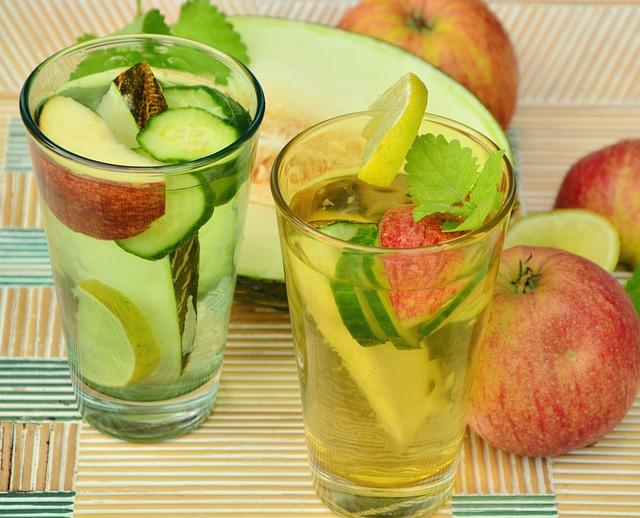 Drink Fruit, Water, Detox, Detox Water, Melon