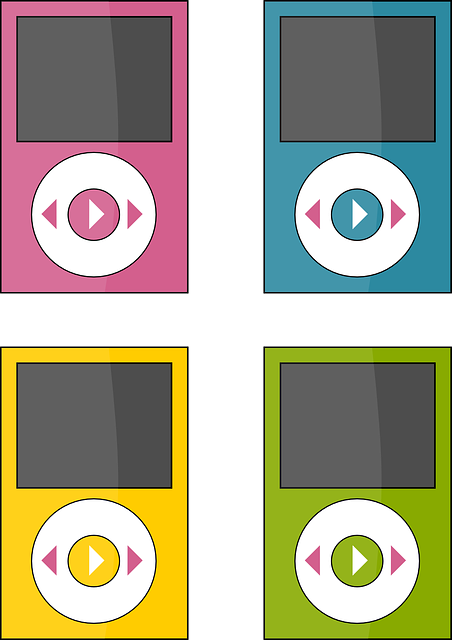 Ipod, Apple, Mp3 Player, Device, Mp3-player, Portable