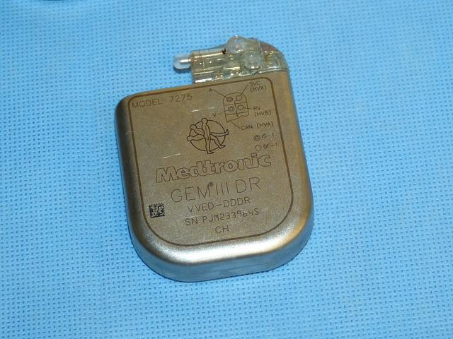 Cardiac Pacemaker, Device, Technology, Hospital, Ill