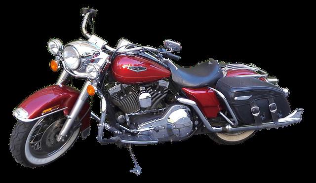 Motorcycle, Hd, Harley-devidson, Harley, Devidson, Red