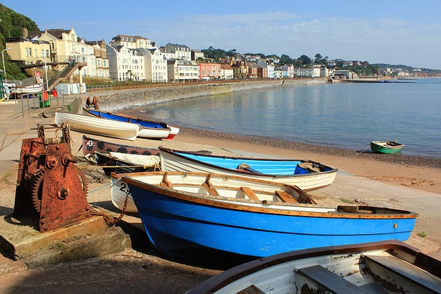 Dawlish, Devon, Coast, Beach, Sea, Coastal, Seaside