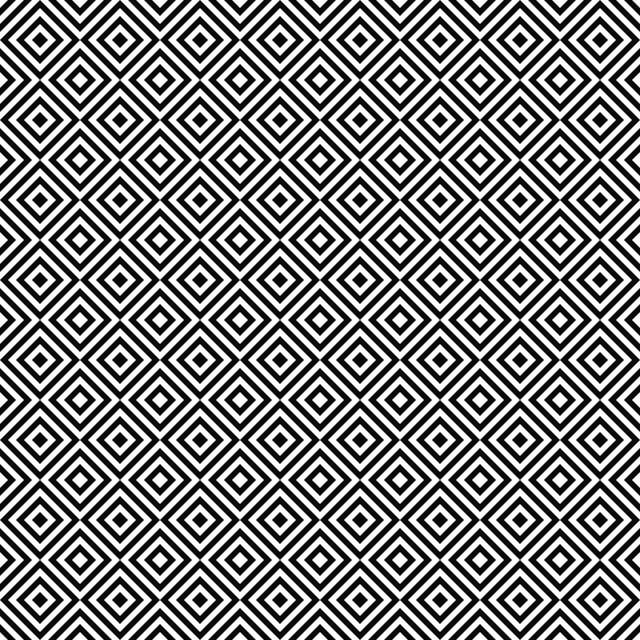 Square, Diagonal, Concentric, Pattern, Geometric