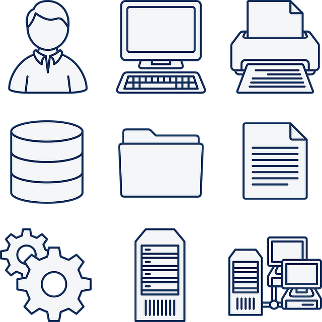 Computer, Data, Database, Diagram, Directory, Document
