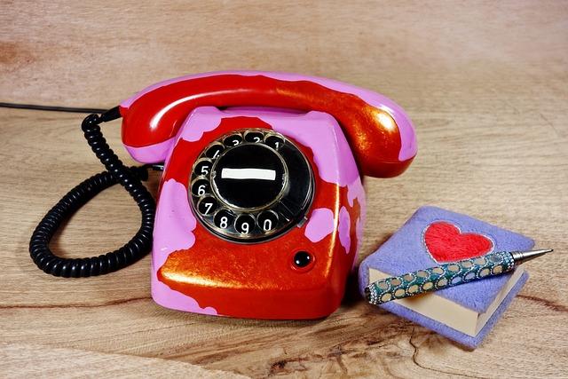 Telephone, Vintage, Dial, T65, Dutch Phone