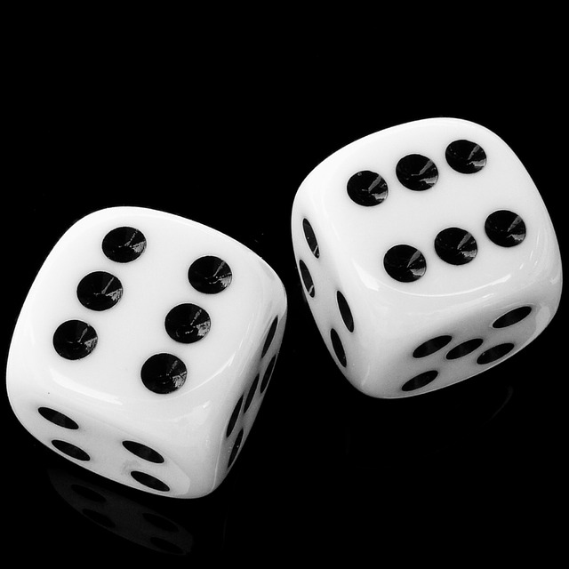 Dice, Gambling, Chance, Casino, Craps