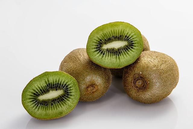 Kiwifruit, Fruit, Kiwi, Food, Fresh, Diet, Fruit Salad